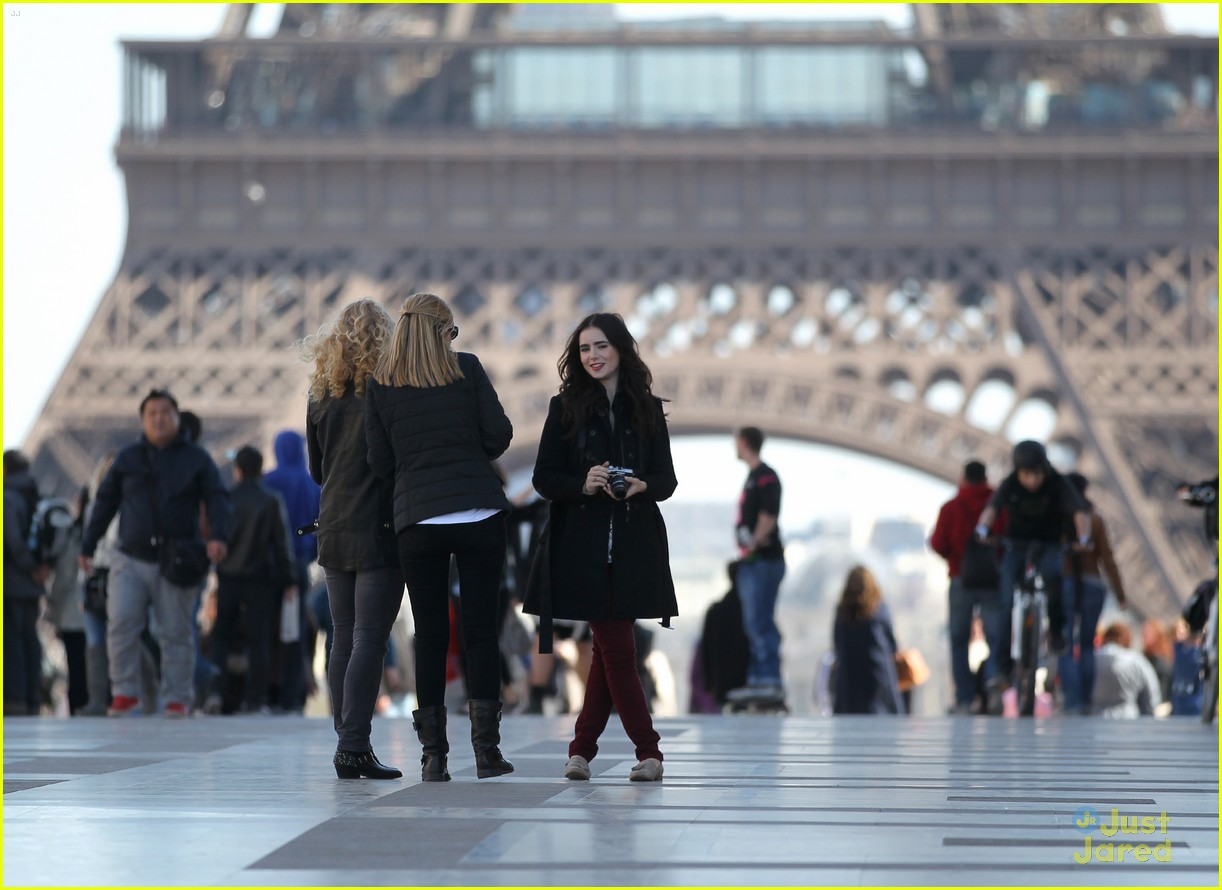 lily collins paris photographer 03