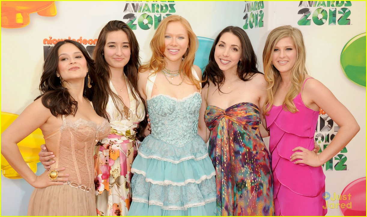 molly quinn kids choice awards 03