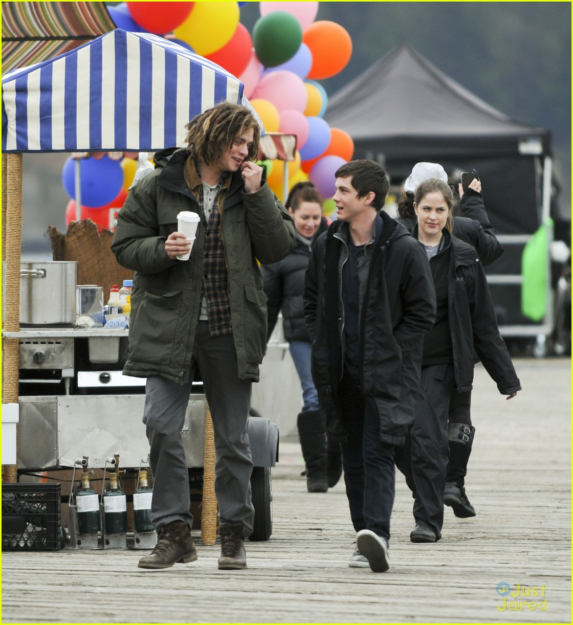 logan brandon pjo filming 15