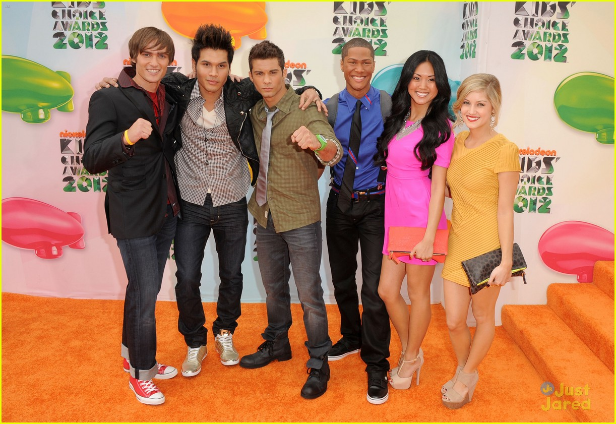 power rangers kids choice awards 05