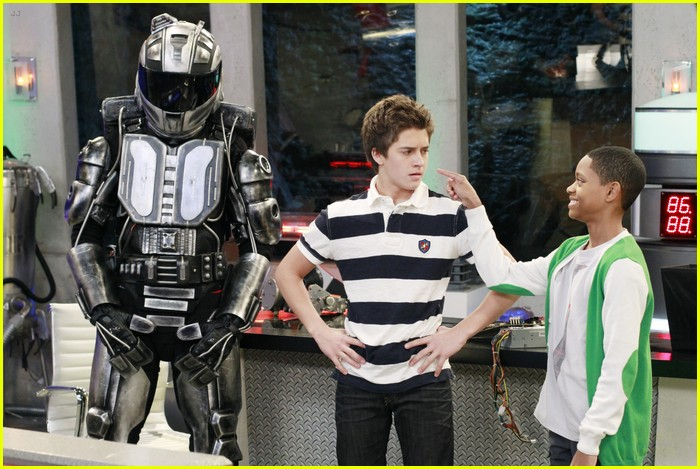 lab rats robot attack 08