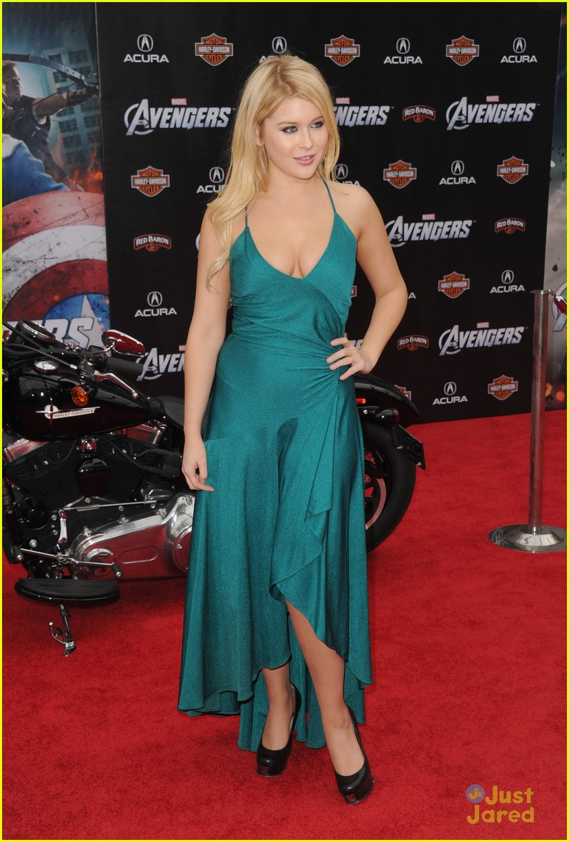 renee olstead francia raisa avengers 11