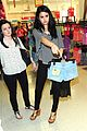 Selena-kmart selena gomez dream out loud shopping 17