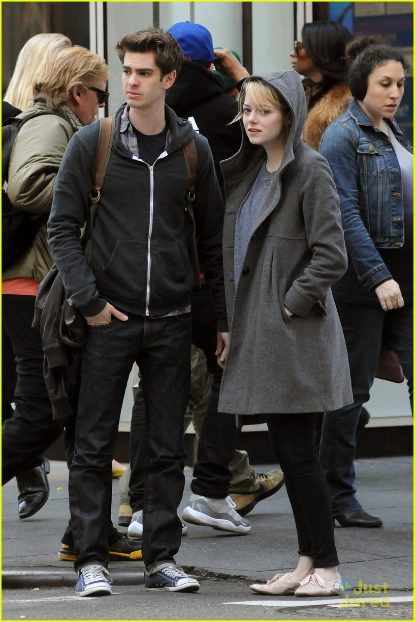 emma stone andrew garfield baby 10