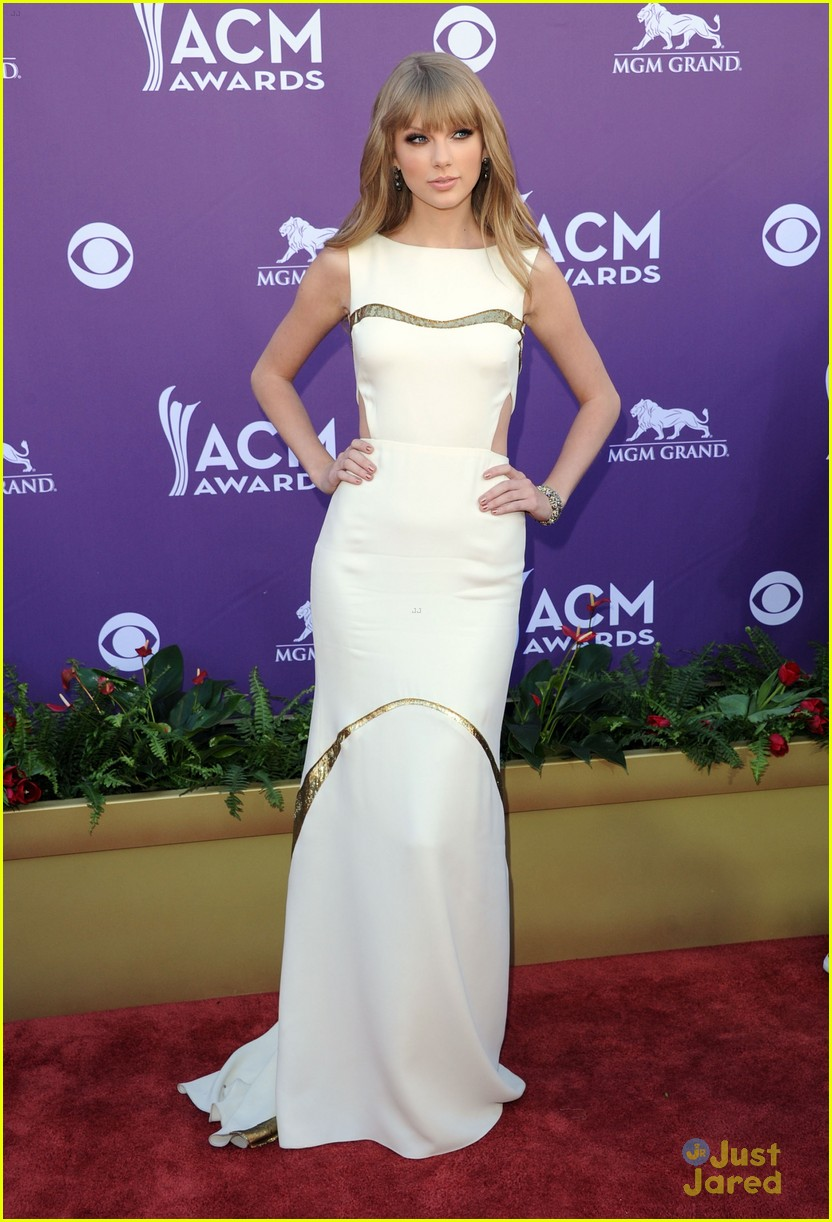 taylor swift acm awards 10