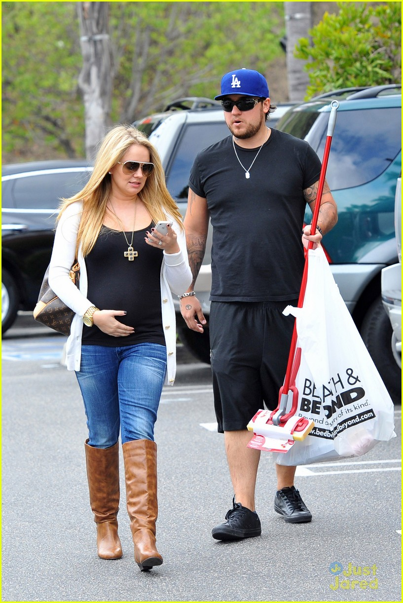 tiffany thornton bbb shopping 06