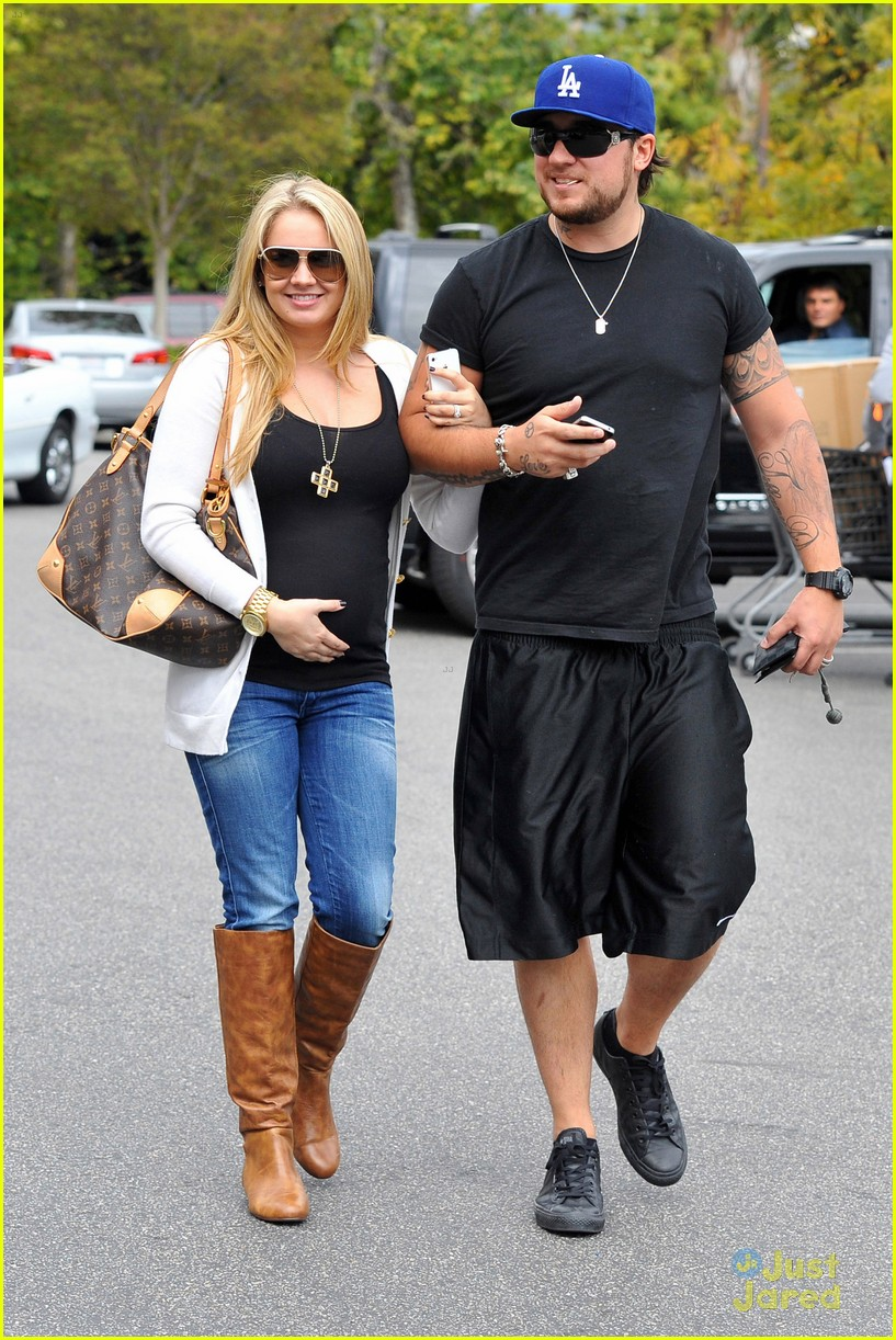 tiffany thornton bbb shopping 11