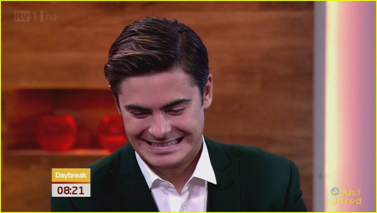 zac efron daybreak london 04