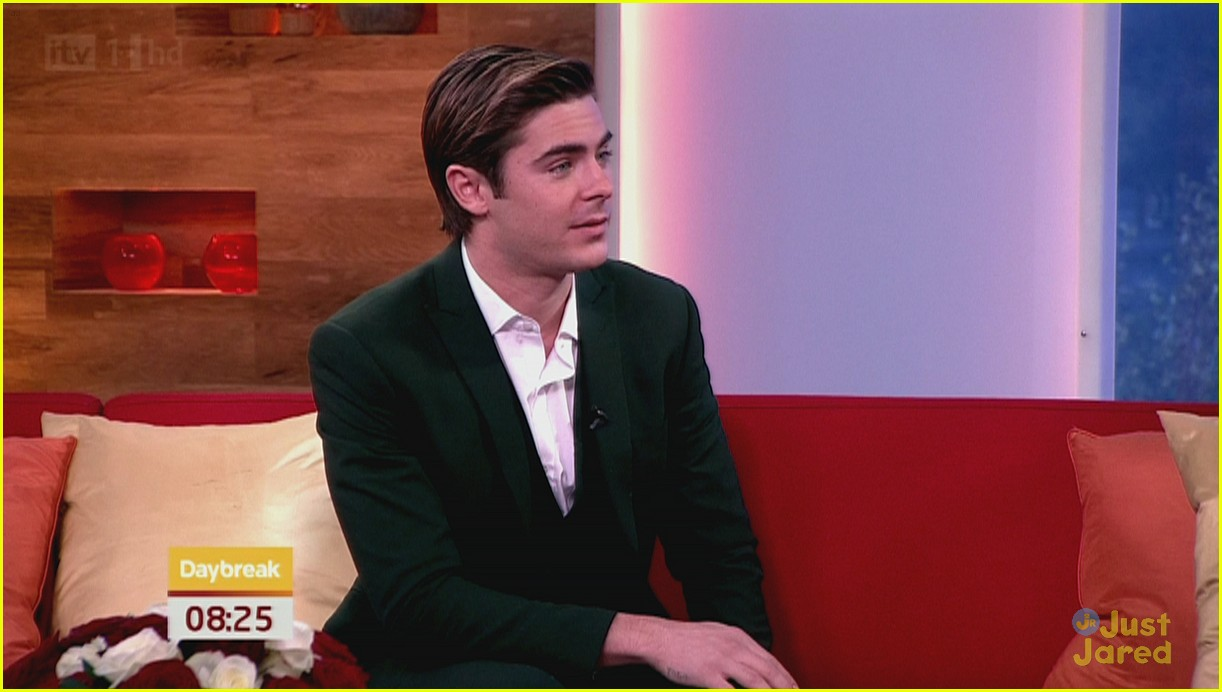 zac efron daybreak london 05