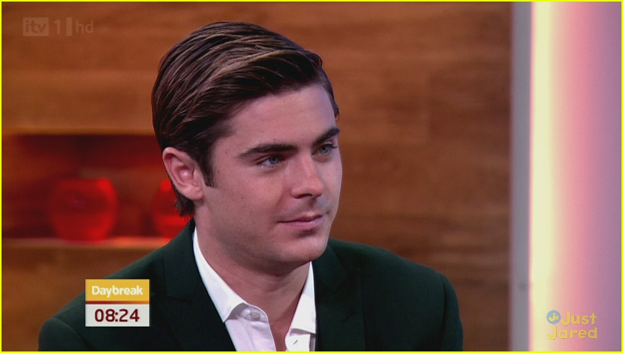 zac efron daybreak london 06