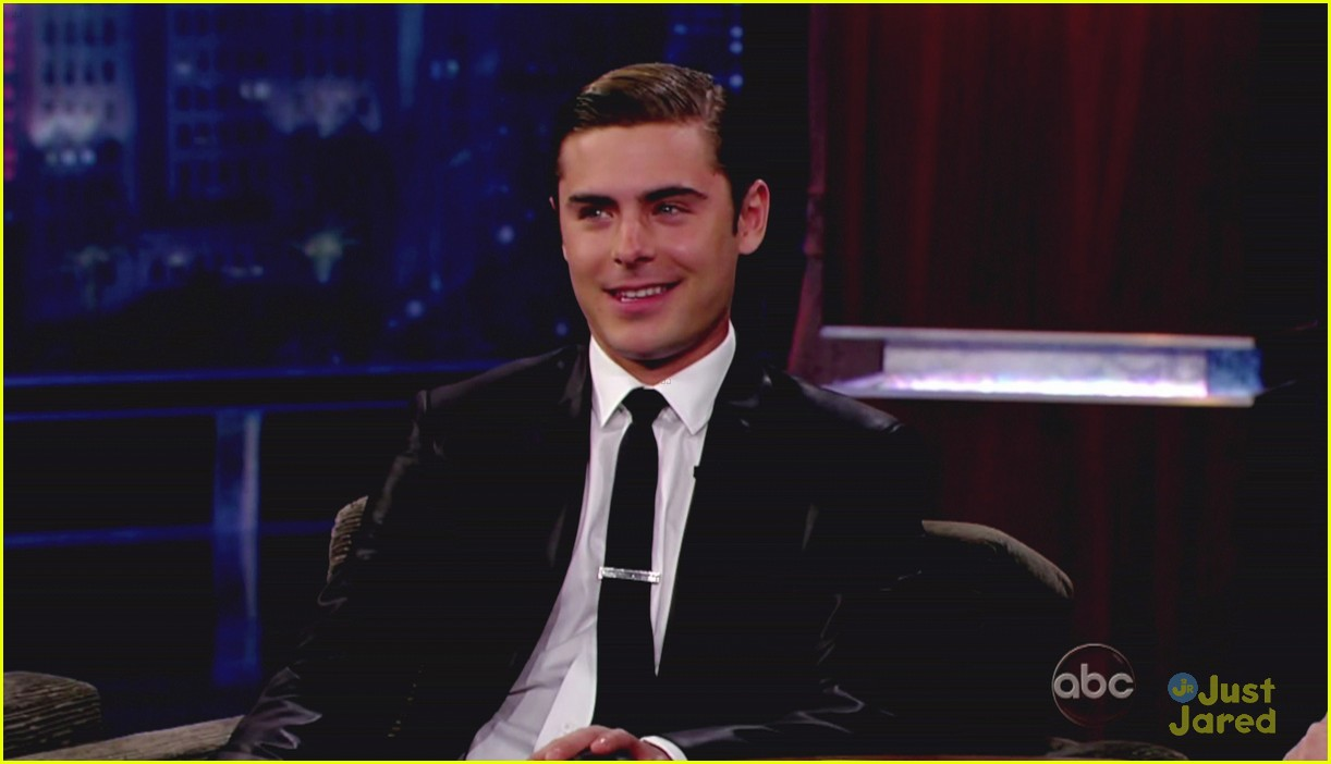 zac efron kimmel dylan 10