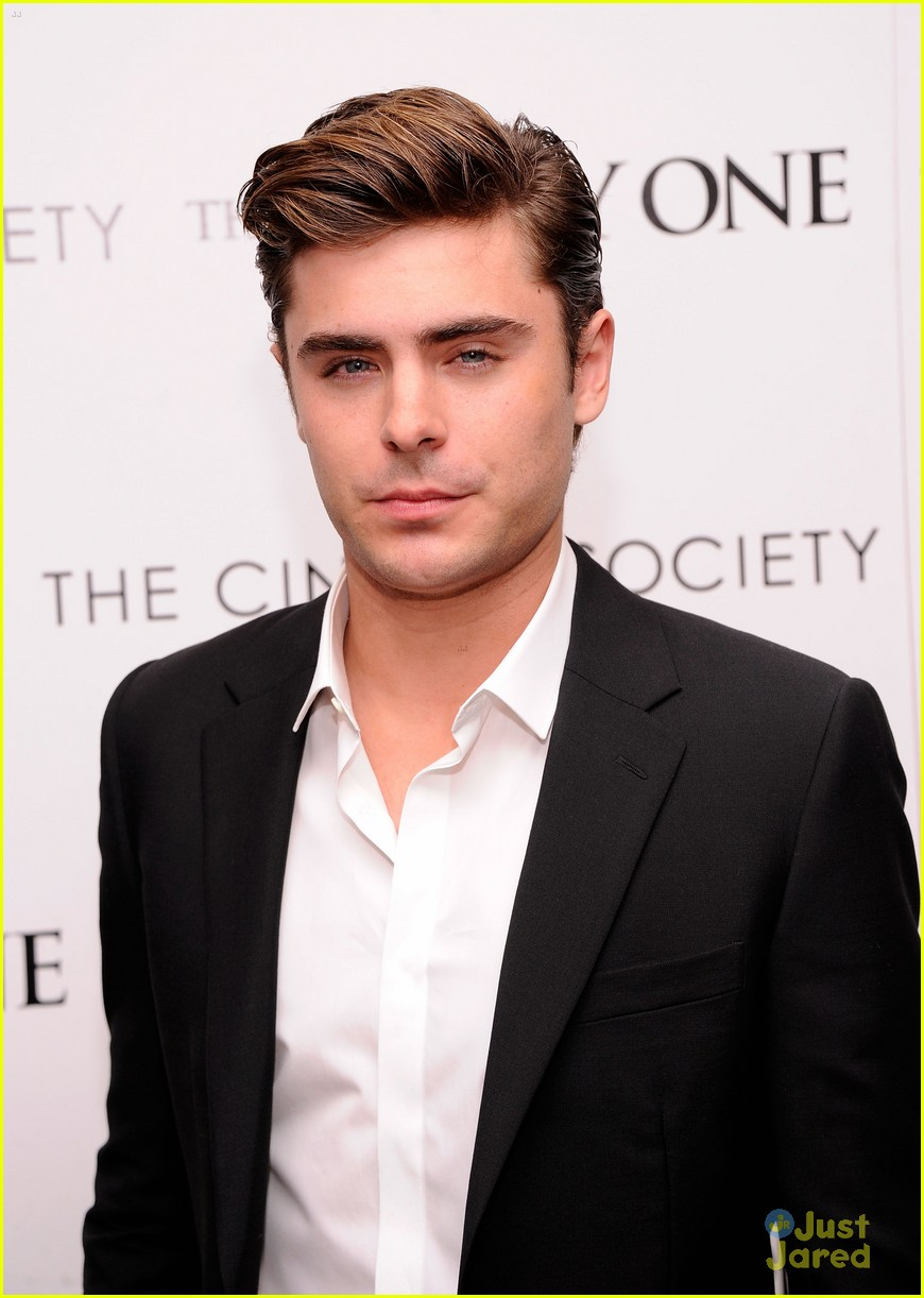 zac efron lucky screening nyc 01
