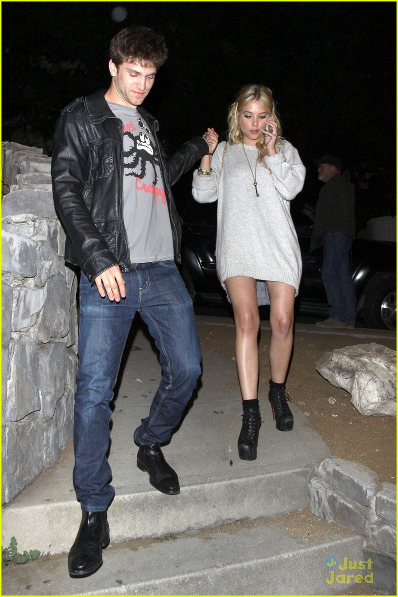 ashley benson keegan allen chateau 05