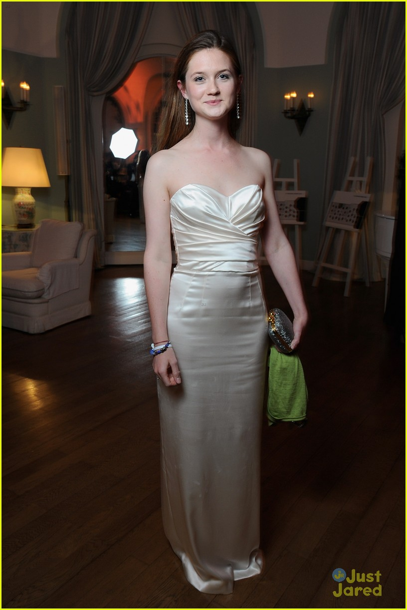 bonnie wright filmmakers dinner 01