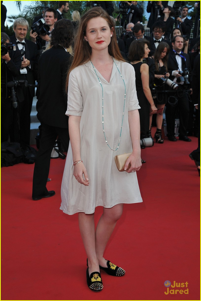 bonnie wright mud premiere cannes 01