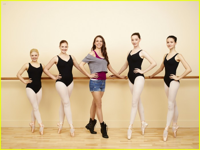 meet bunheads girls 02