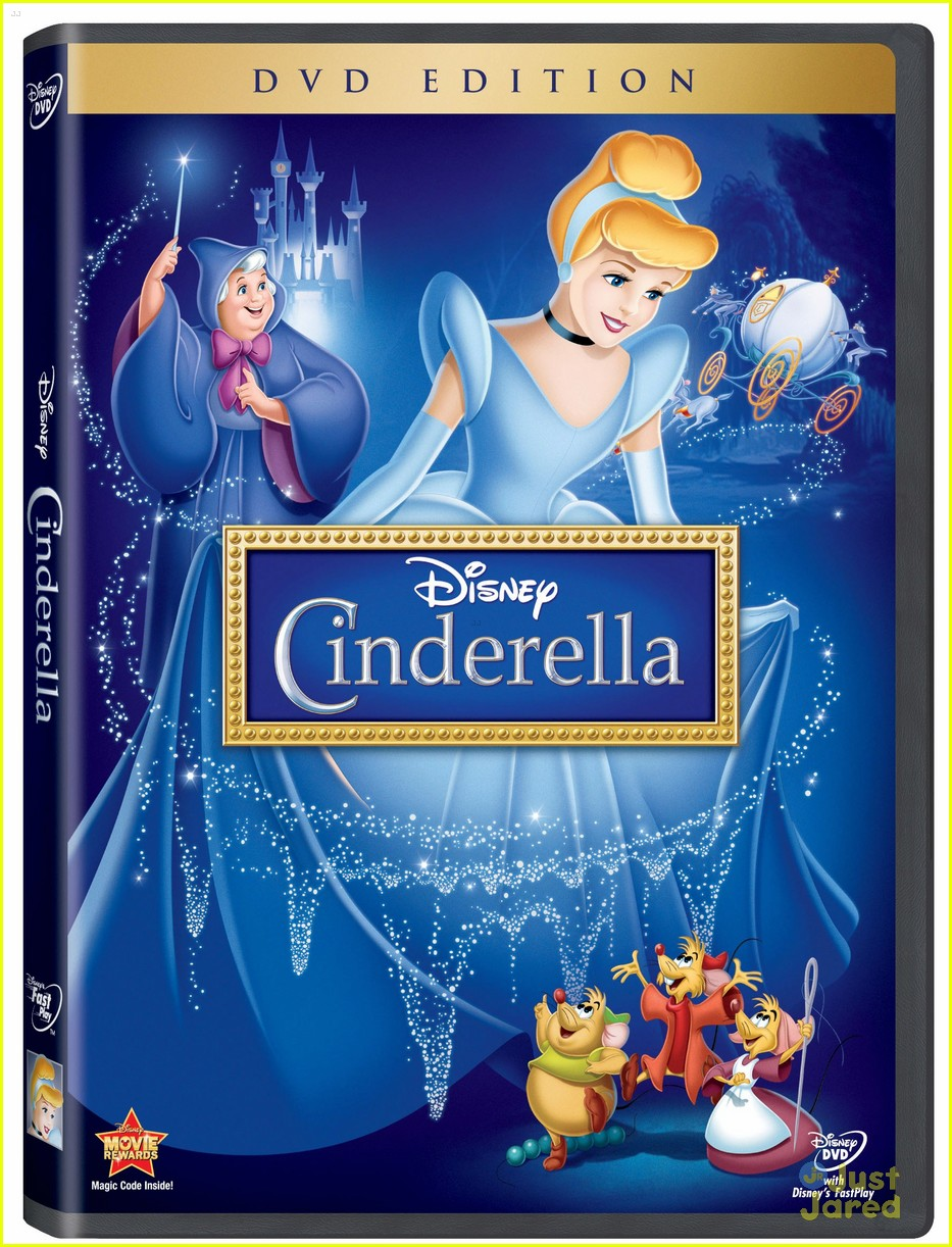 cinderella dvd october 01