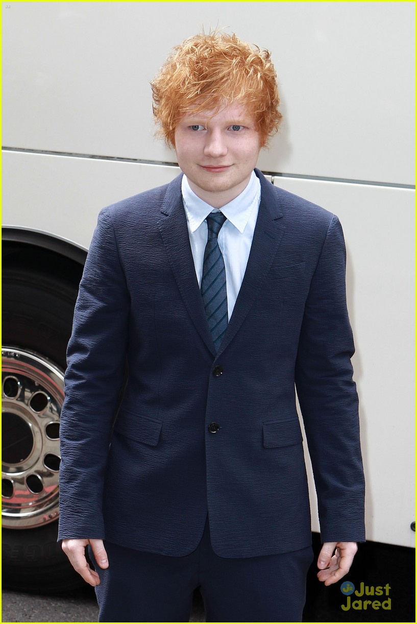 ed sheeran ivor novello awards 01