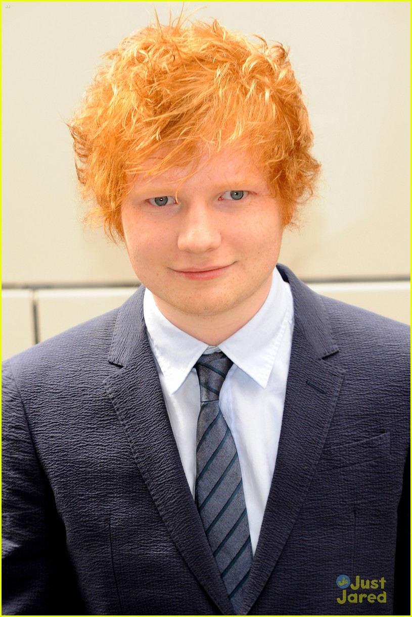 ed sheeran ivor novello awards 09
