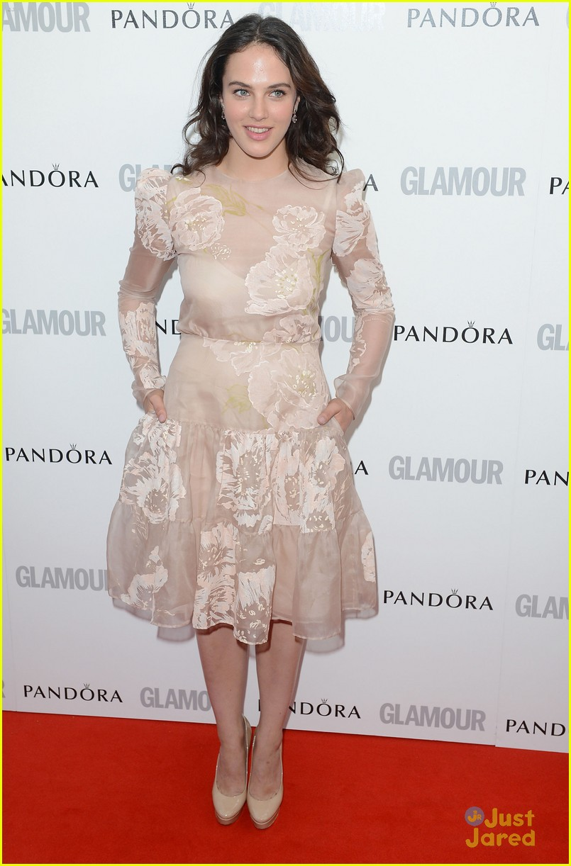 jessica brown findlay glamour awards 04