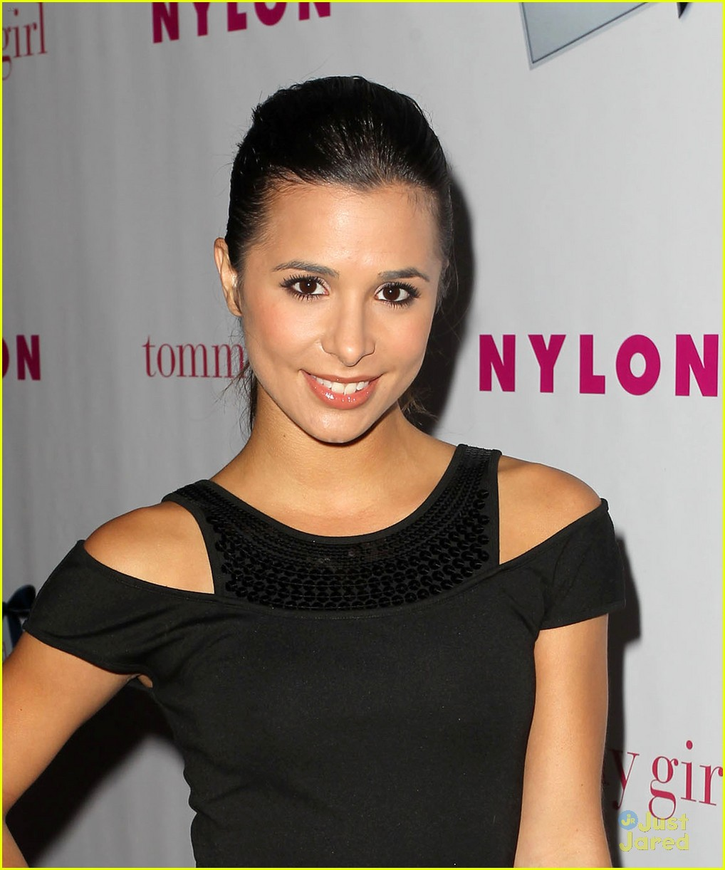josie loren nylon party 06