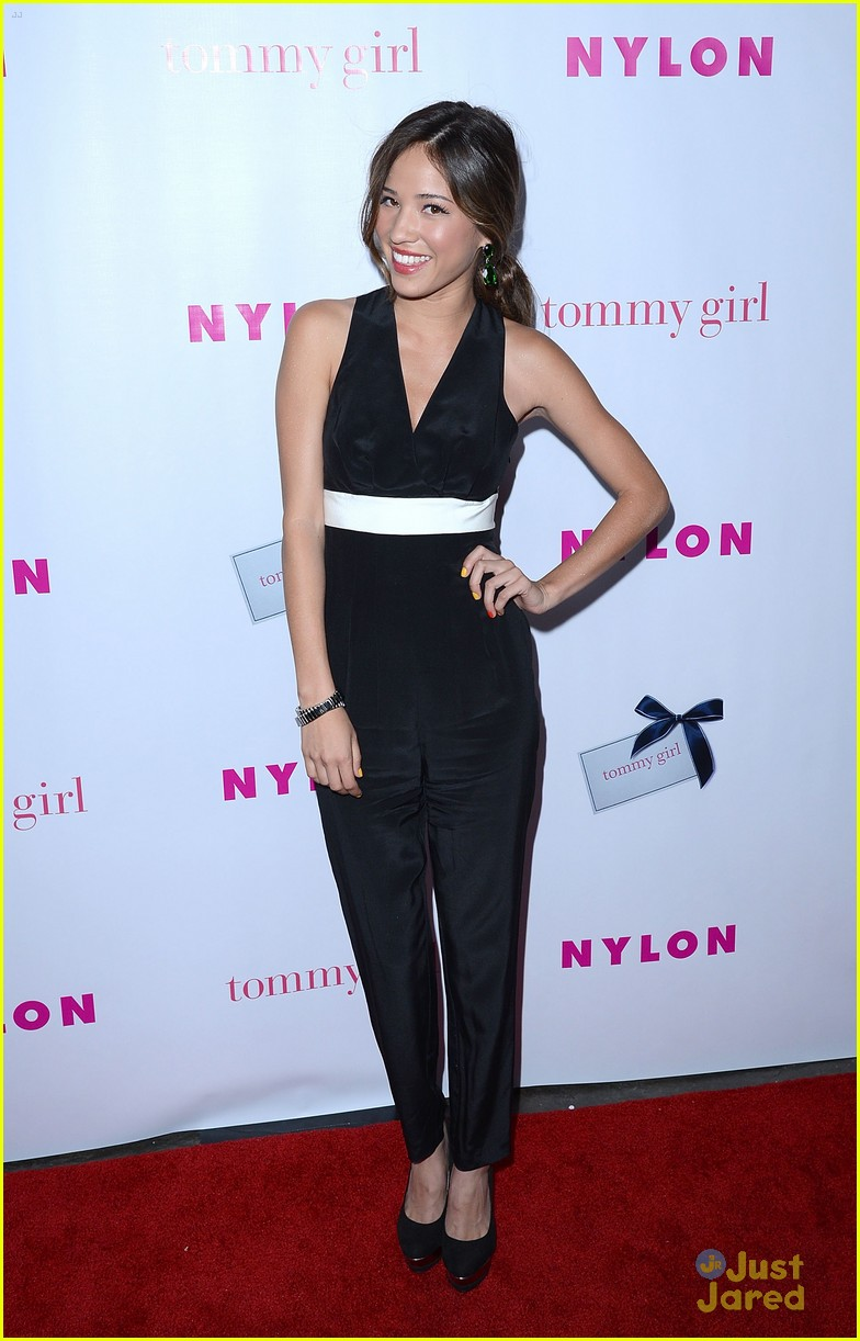 kelsey chow nylon party 07