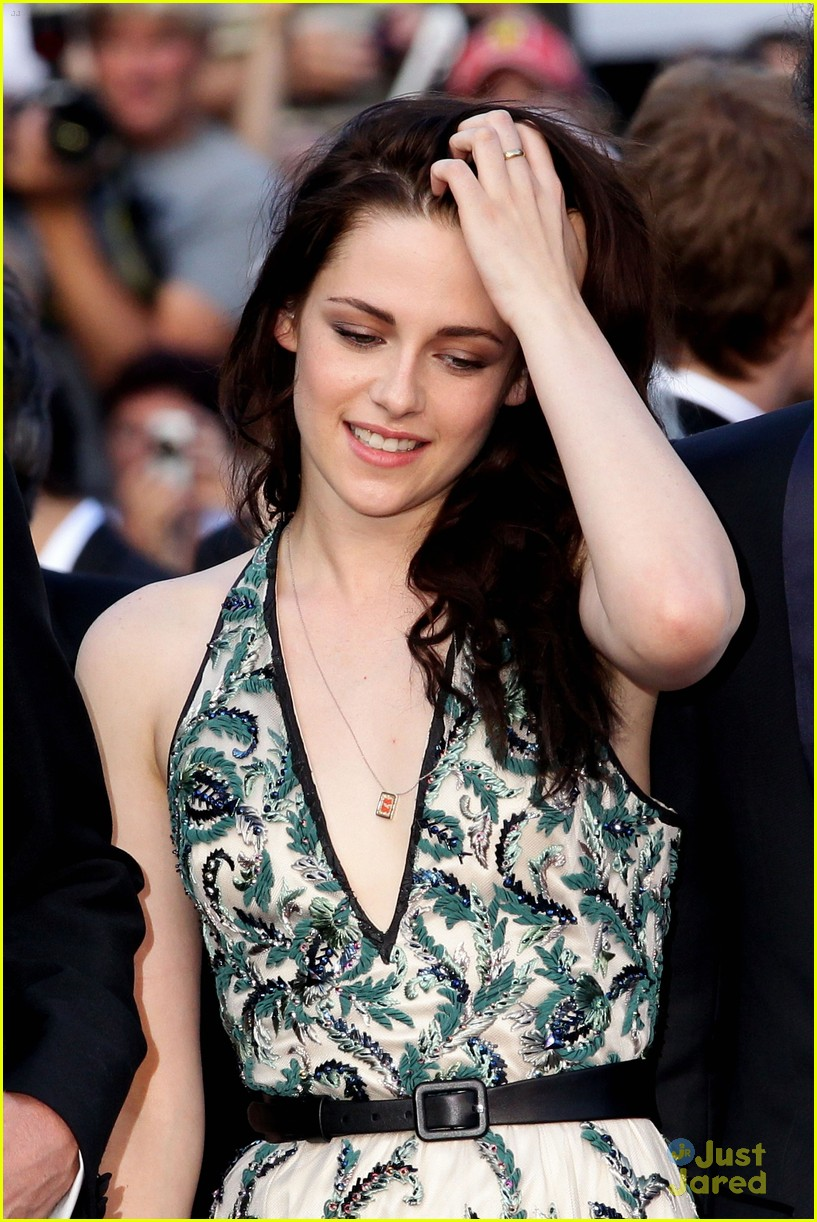 robert pattinson kristen stewart road cannes 14