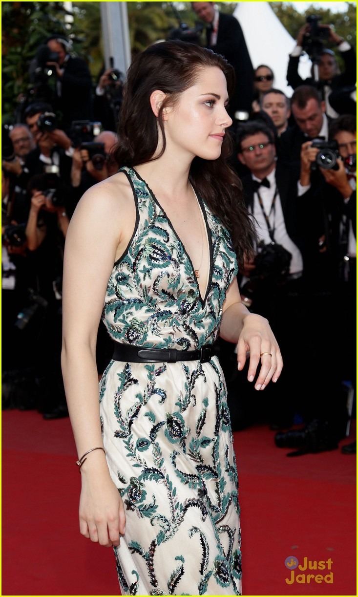 robert pattinson kristen stewart road cannes 18