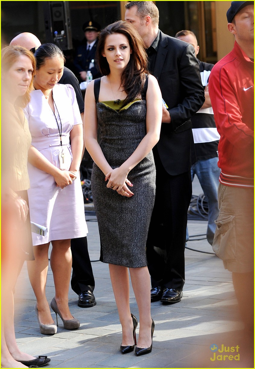 kristen stewart today show 02