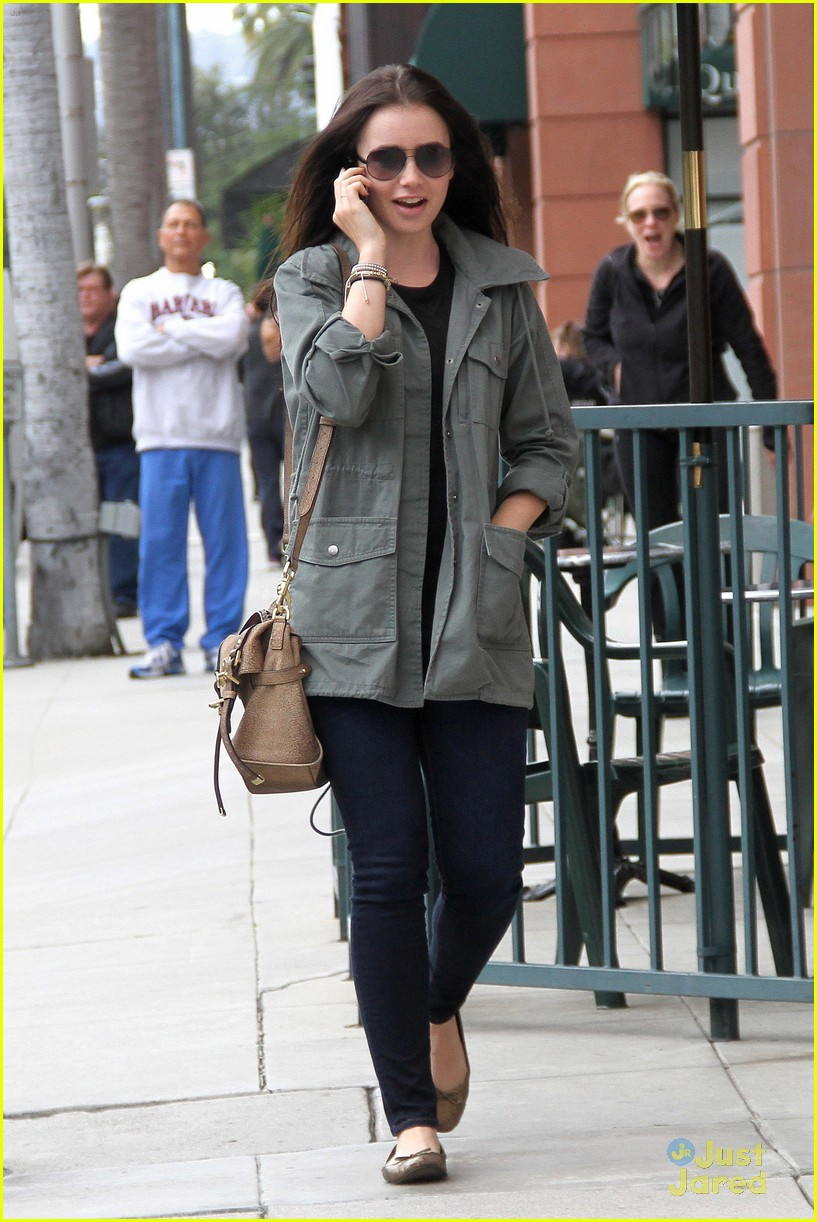 lily collins doc appt 01