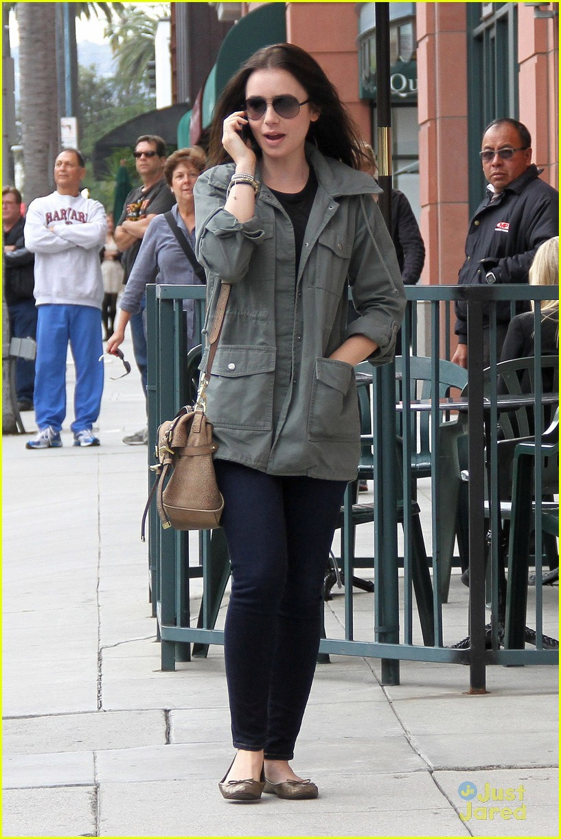 lily collins doc appt 03