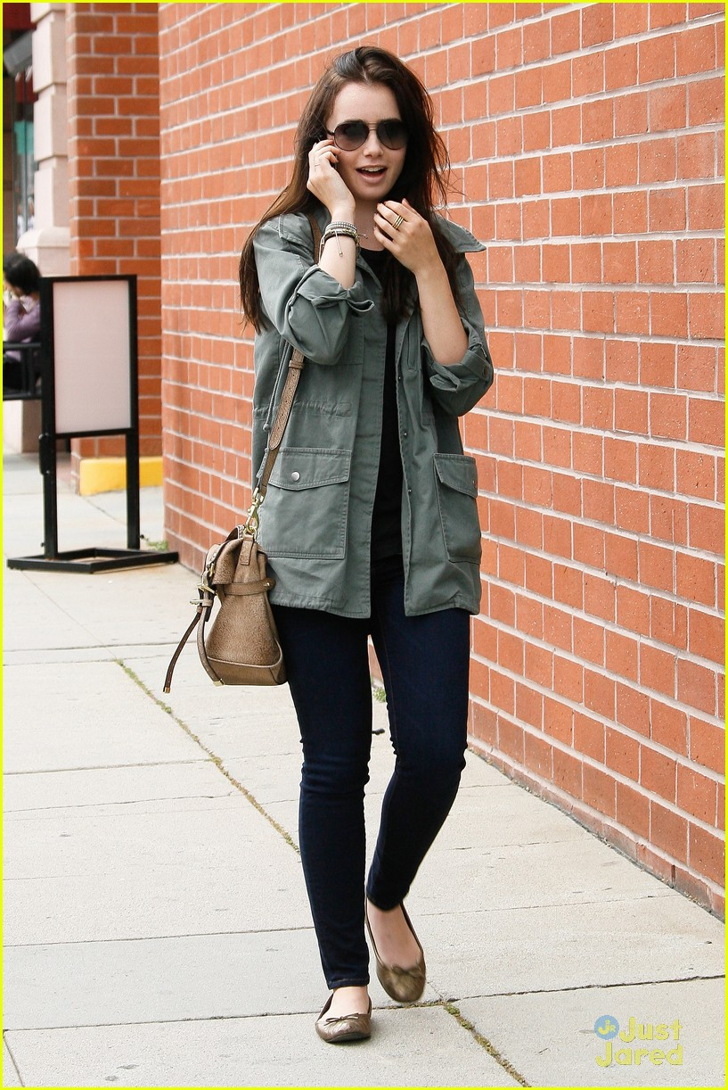 lily collins doc appt 09