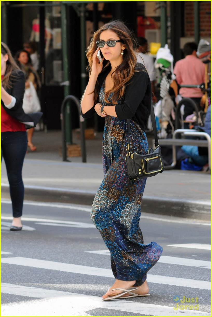 nina dobrev nyc mom 10