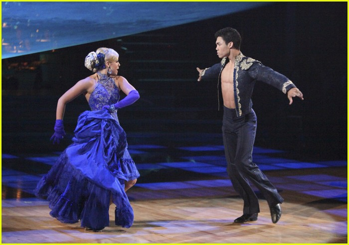 roshon fegan chelsie dwts gone 14