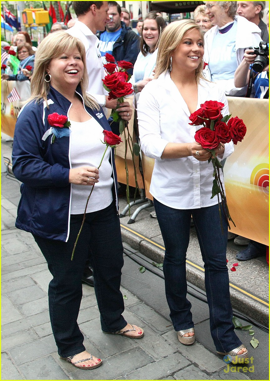 shawn johnson today show 05