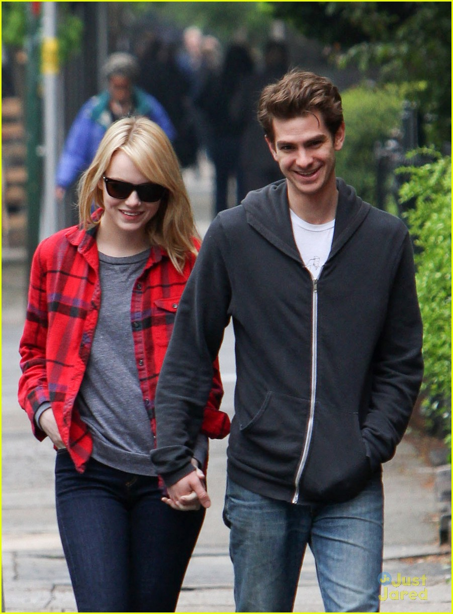emma stone andrew garfield spiderman stills 03