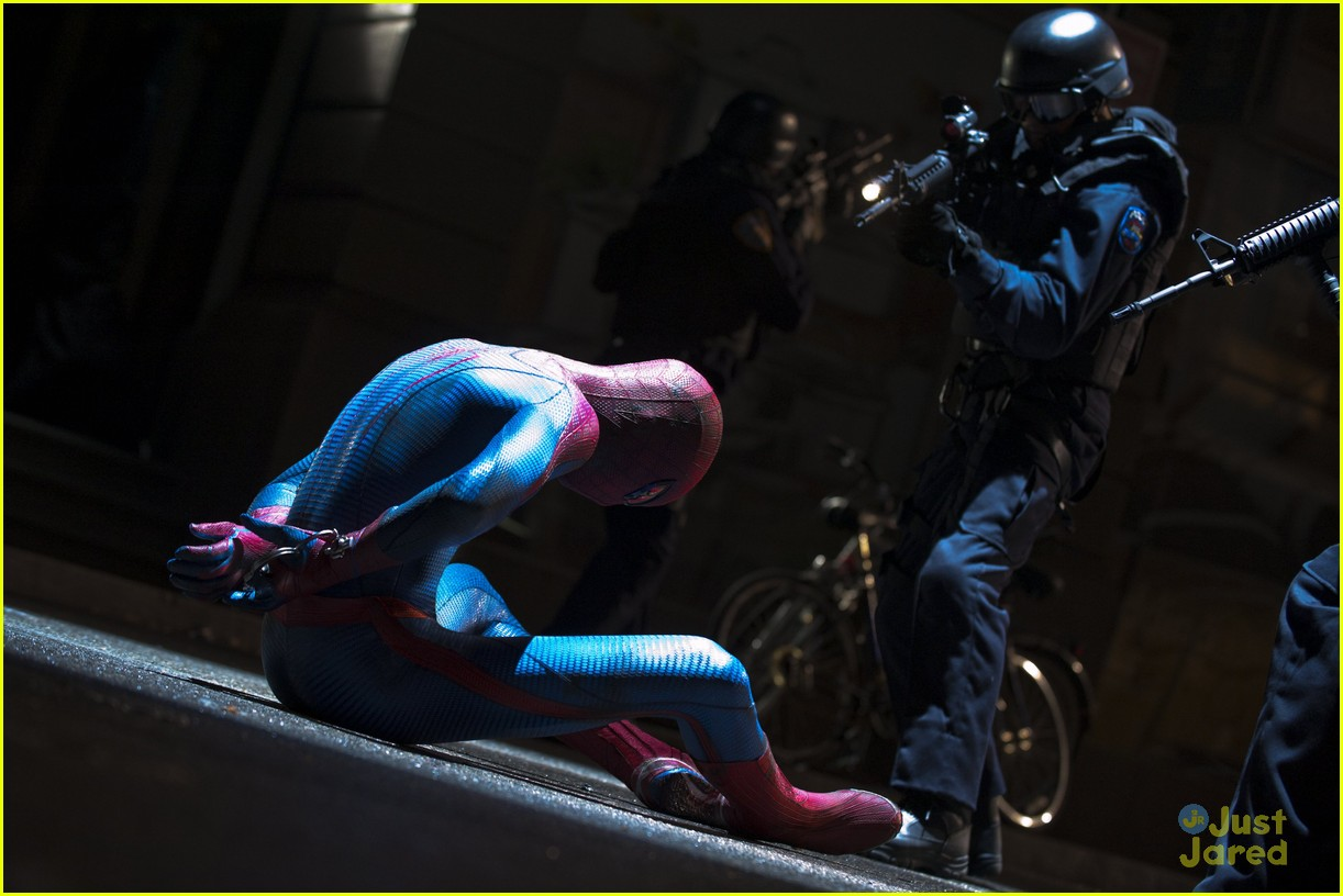 emma stone andrew garfield spiderman stills 04
