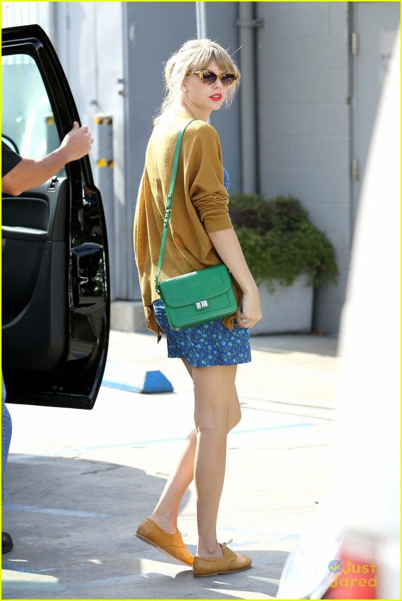 taylor swift green purse 01