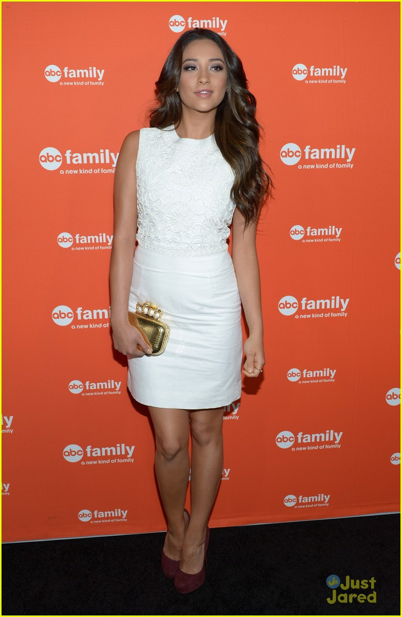 troian shay ian abc family upfronts 12