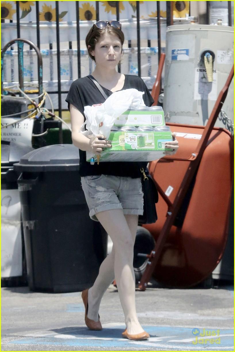 Anna Kendrick de Compras por LA Jake Gyllenhaal