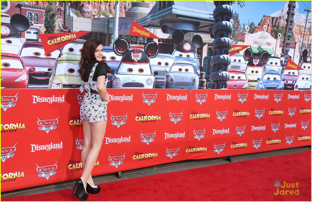ariel winter cars land nolan rico 10