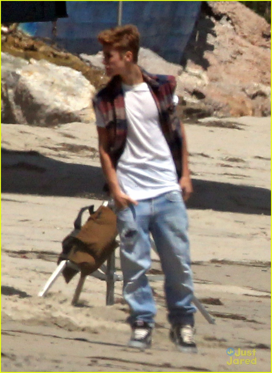 bieber beach shoot 01