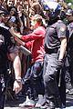 Bieber-red-hoodie bieber red hoodie 04