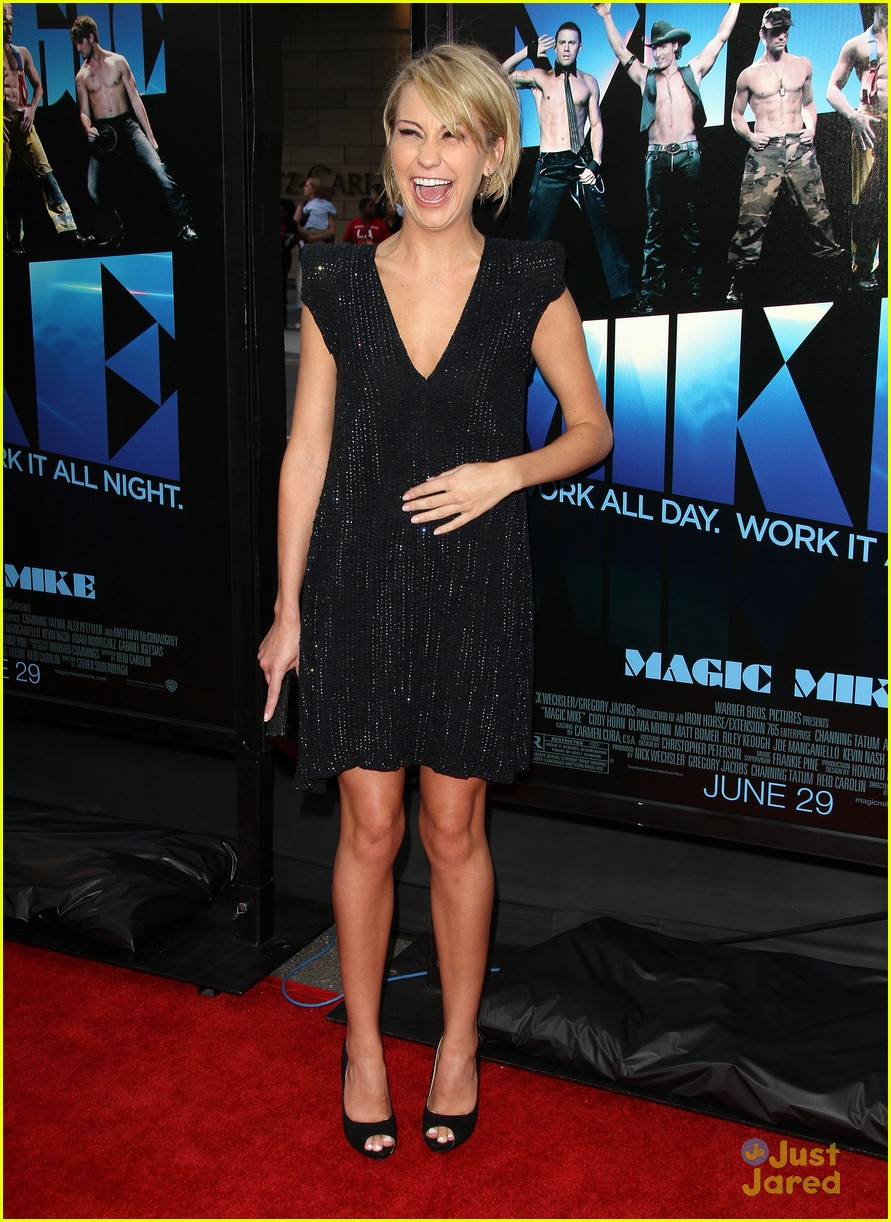 chelsea kane magic mike premiere 05