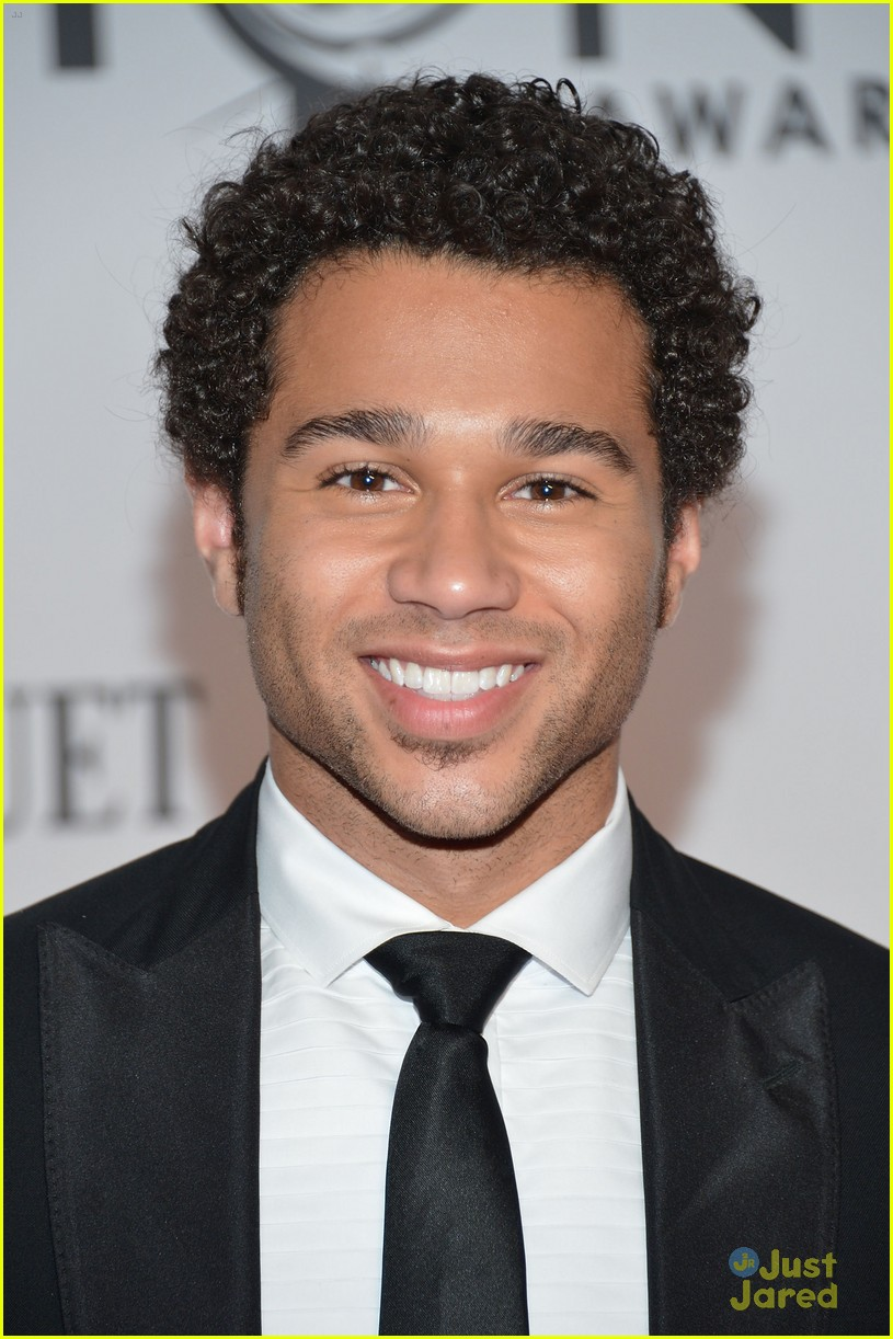 corbin bleu tony awards 01