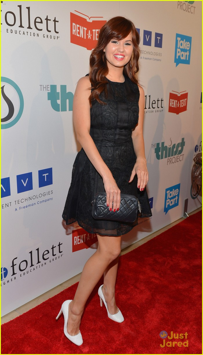 debby ryan thirst gala 01