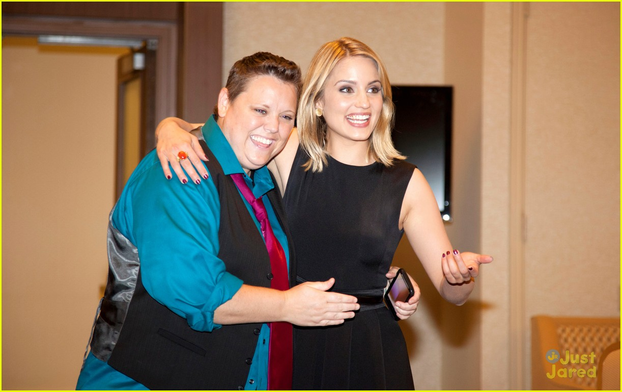 dianna ashley shay ian glaad awards 06