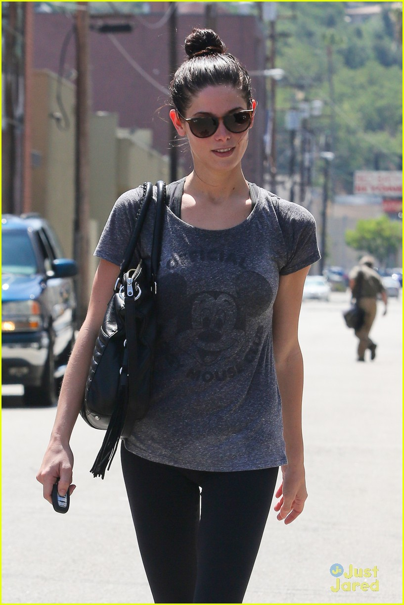 ashley greene mickey club tee 04