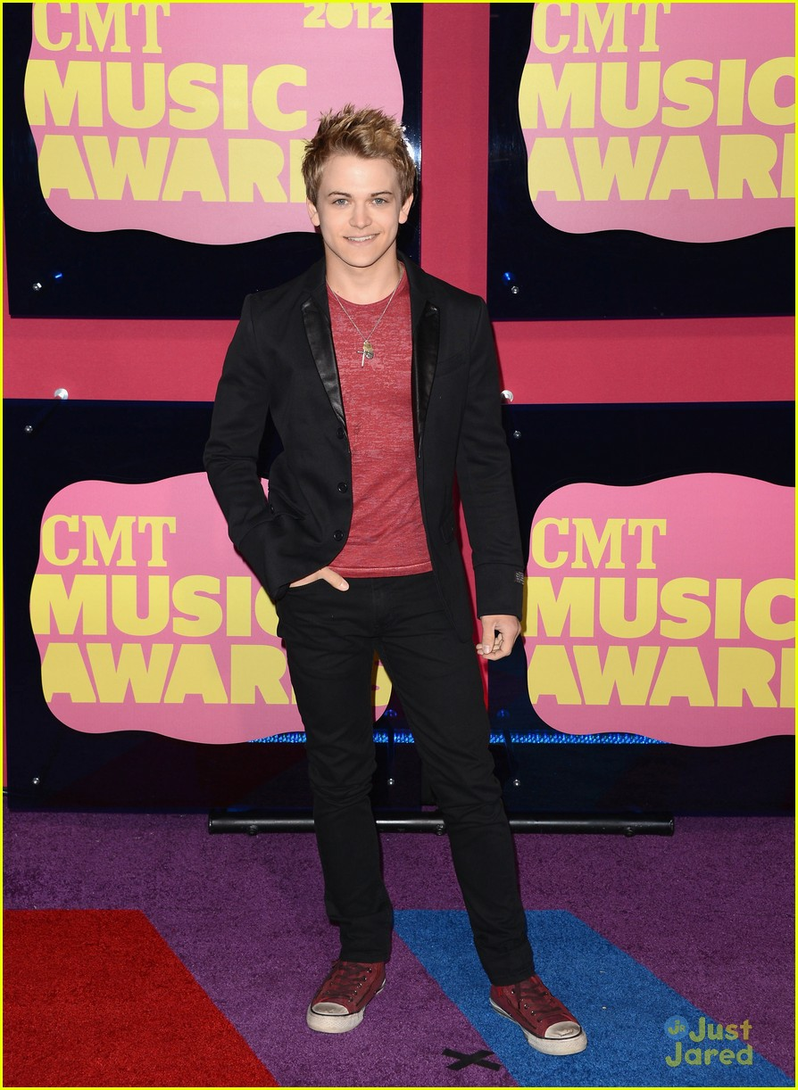 hunter hayes cmt music awards 11