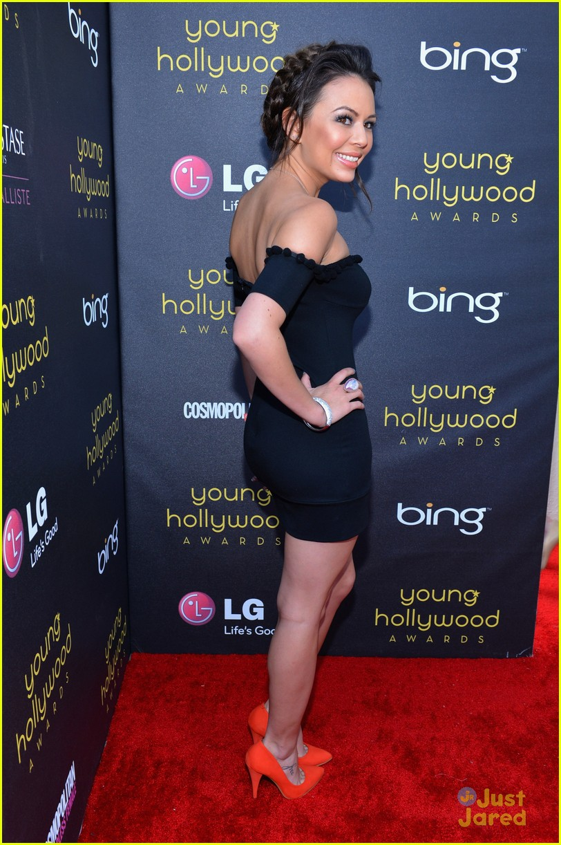 janel parrish yh awards 07